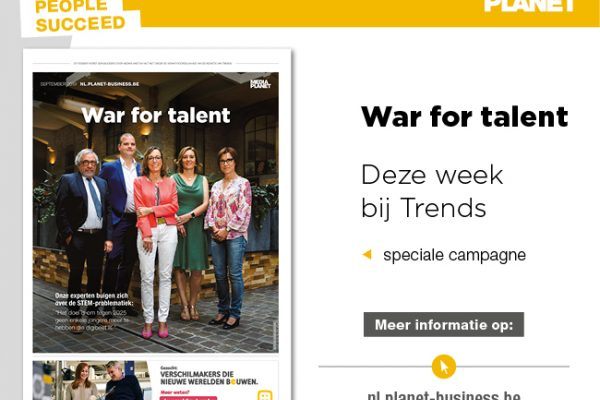 Today War For Talent Trends 2019 1